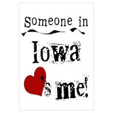Someone in Iowa