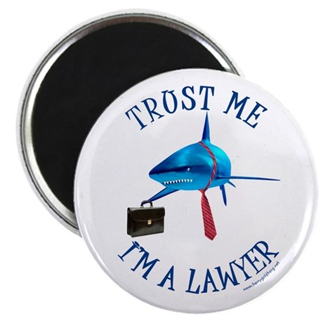 """I'm a Lawyer 2.25"""" Magnet (100 pack)"""