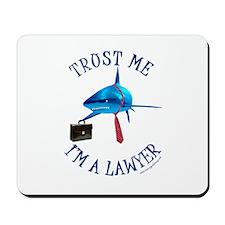 I'm a Lawyer Mousepad