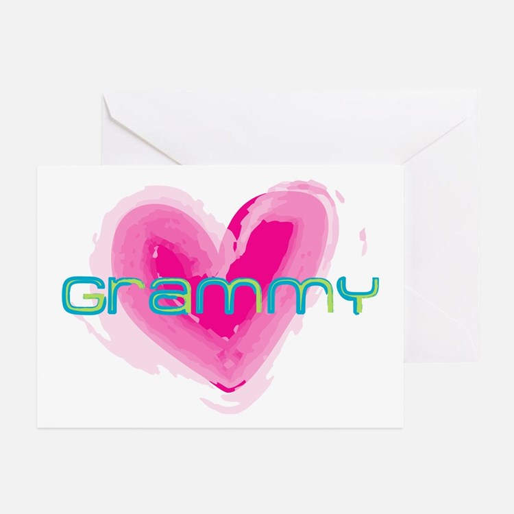 Grammy Love Greeting Cards (Pk of 10)