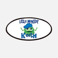 Little Monster Keith Patches
