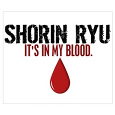 In My Blood (Shorin Ryu) Poster