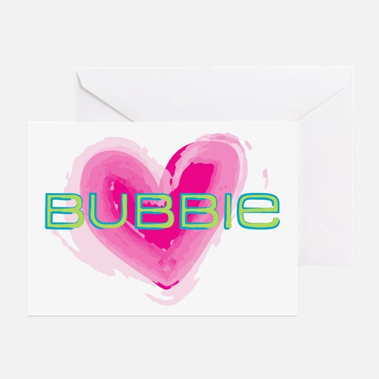 Bubbie Love Greeting Cards (Pk of 10)