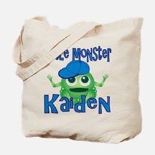Little Monster Kaiden Tote Bag