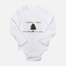 Liberty Tree Long Sleeve Infant Bodysuit