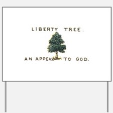 Liberty Tree Yard Sign