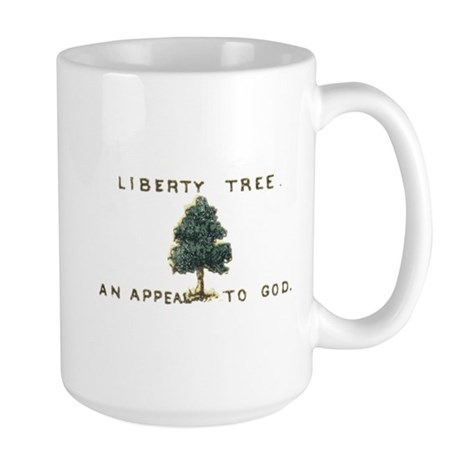 Liberty Tree Large Mug