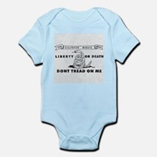 Culpepper Minute Men Infant Bodysuit