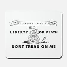 Culpepper Minute Men Mousepad