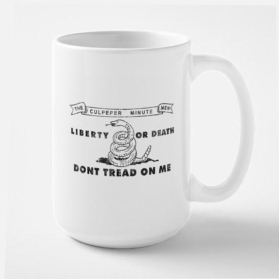Culpepper Minute Men Large Mug