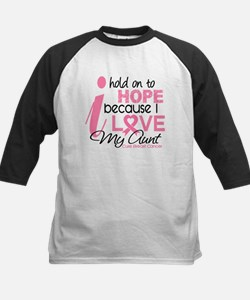 Hope For My Breast Cancer Tee