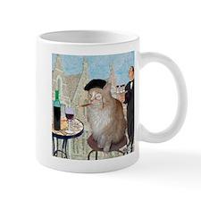 Le Cat du Cafe Mug