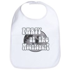 Party At The Moontower Bib