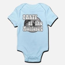 Party At The Moontower Infant Bodysuit