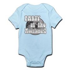Party At The Moontower Onesie