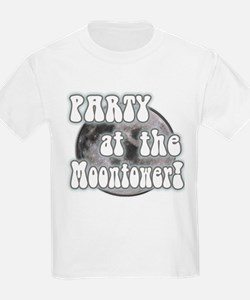 Party At The Moontower T-Shirt
