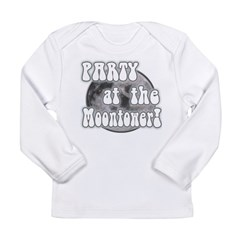 Party At The Moontower Long Sleeve Infant T-Shirt