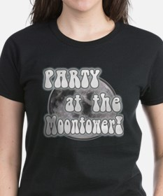 Party At The Moontower Tee