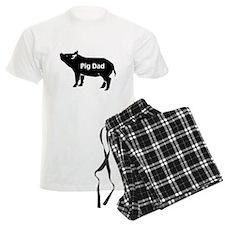 Pig Dad Pajamas