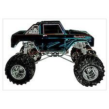 Monster Truck - Sideways