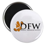 "DFWMAS 2.25"" Magnet (100 pack)"
