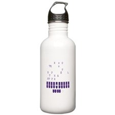Unique Court Water Bottle