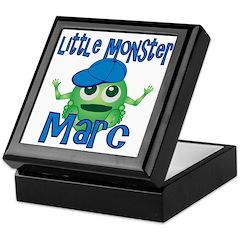 Little Monster Marc Keepsake Box