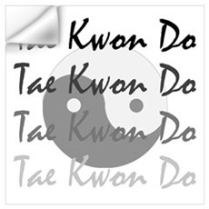 TKD Fade Wall Decal