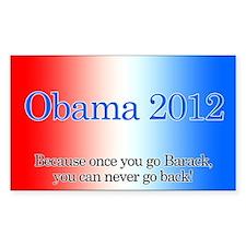 Obama 2012, Decal