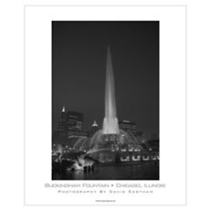 Buckingham Fountain - Chicago, Illinois Poster