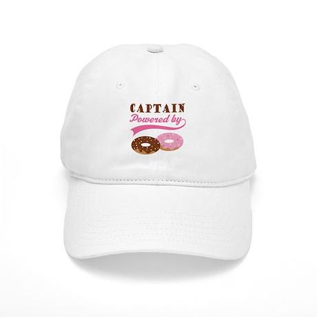 Captain Gift Doughnuts Cap