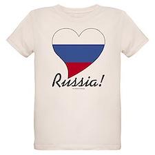 Heart Russia (World) T-Shirt