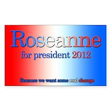 Roseanne 2012, Decal