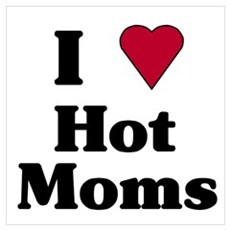 Hot Moms Canvas Art