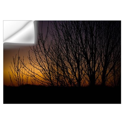 Sunrise (Large Print) Wall Decal