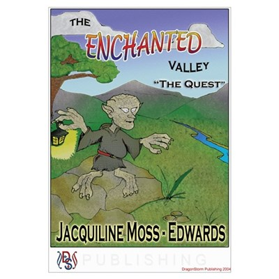 The Enchanted Valley Canvas Art