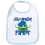 Little Monster Parker Bib