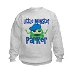Little Monster Parker Kids Sweatshirt