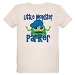 Little Monster Parker Organic Kids T-Shirt