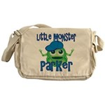 Little Monster Parker Messenger Bag