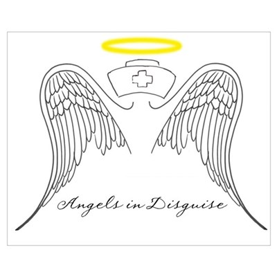 Angels in Disguise Poster