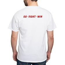 Red Go WIN Ribbon Shirt