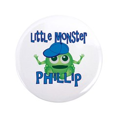Little Monster Phillip 3.5