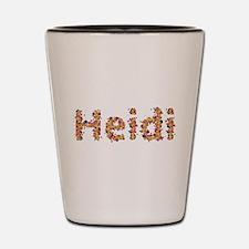 Heidi Fiesta Shot Glass