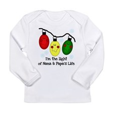 Light of Nana and Papa's Life Long Sleeve Infant T