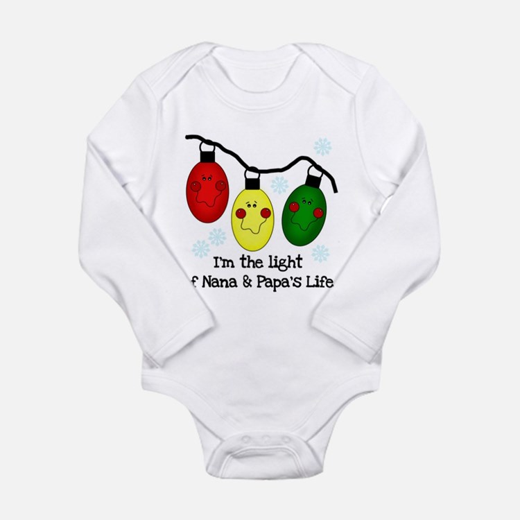 Light of Nana and Papa's Life Long Sleeve Infant B