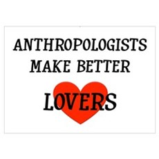 Anthropologist Gift Poster