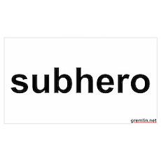 subhero Poster