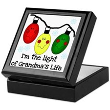 Light of Grandma's Life Keepsake Box