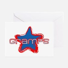 Gramps Star Greeting Cards (Pk of 10)